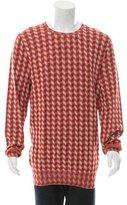 Bottega Veneta Patterned Pullover Sweater w/ Tags