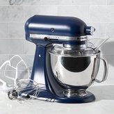 Crate & Barrel KitchenAid ® Artisan Ink Blue Stand Mixer