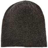 Barbisio Men's Slouch Knit Angora-Blend Hat