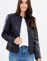 Jessica Leather Jacket