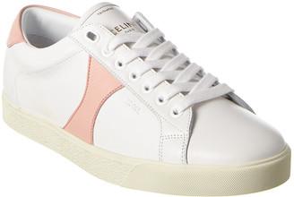 Celine Triomphe Leather Sneaker