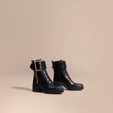 Burberry Chaussures Montantes En