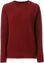Odeeh ribbed jumper