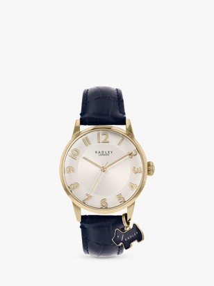 Radley Women's Liverpool Street Leather Strap Watch