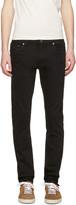 Dolce & Gabbana Black Stretch Denim Jeans