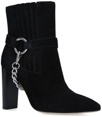 Paige Suede London Ankle Boots 100