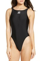 adidas Trefoil One-Piece Swimsuit
