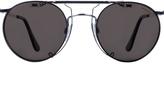 Randolph P-3 Flip Set Sunglasses