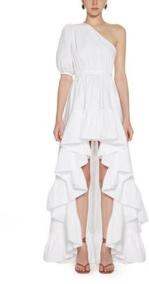 Amotea White Tea Summer Dress