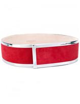 Balmain structured waist belt