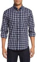 Billy Reid Men's 'Tuscumbia' Standard Fit Grid Sport Shirt