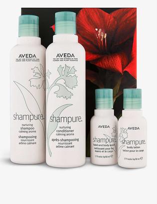 Aveda ShampureTM nurturing hair and body care set
