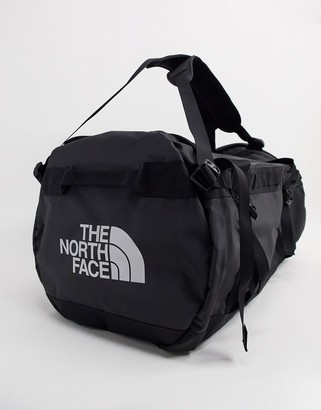 The North Face Base Camp large duffel bag 95L in black