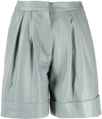 Desa 1972 High-Rise Pleated Shorts
