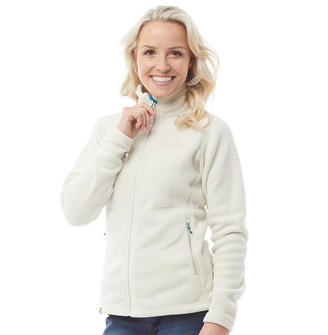 Berghaus Womens Prism Polartec Fleece Jacket Natural/Natural