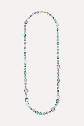 Ippolita Rock Candy Sofia 18-karat Gold Multi-stone Necklace