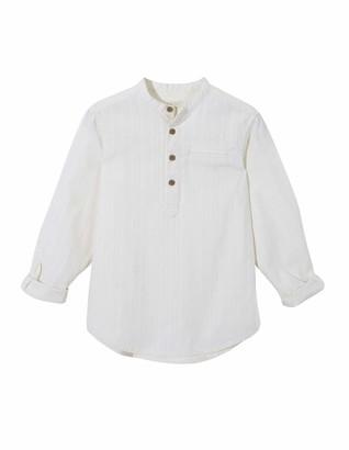 Gocco Boy's Camisa Dobby Formal Shirt
