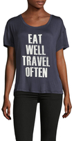 Threads 4 Thought Madina Graphic Print Tee