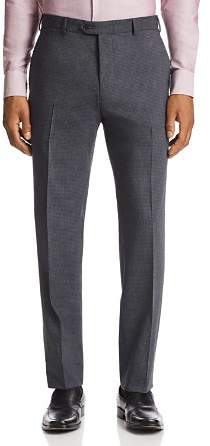 Emporio Armani Tonal-Stitch Tailored Fit Pants