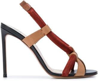 Francesco Russo tribal 105mm sandals