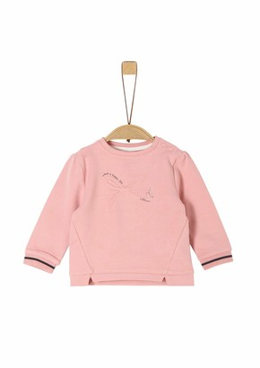 S'Oliver Baby Girls' 59.911.41.2355 Sweatshirt