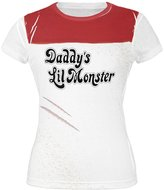 Old Glory Daddy's Lil Monster All Over Juniors T-Shirt