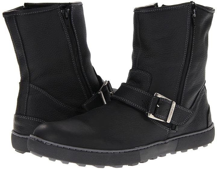 GBX Barish (Black) - Footwear