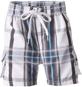 Kanu Surf Little Boys' Toddler Andy Swim Trunks