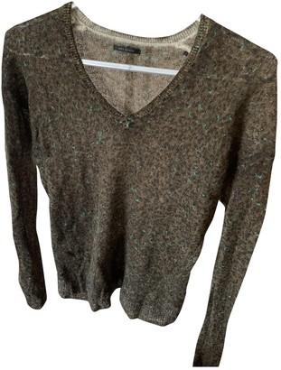 Ikks Green Silk Knitwear for Women