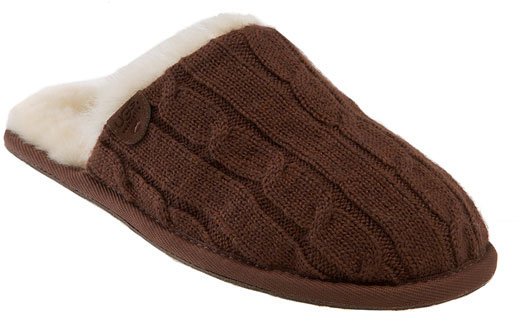 UGG 'Sweater Knit Scuffette' Slipper