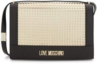 Love Moschino Faux Leather Crossbody Bag