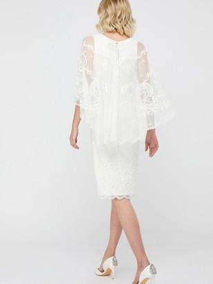 Monsoon Dora Bridal Embellished Short Dress
