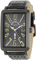 Stuhrling Original Men's Classic Uptown Ozzie Swiss Quartz Watch 1102L.FS.335565