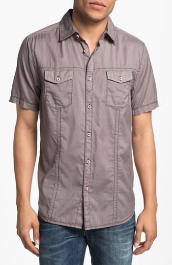 Rogan Jeremiah 'Rogan' Short Sleeve Sport Shirt