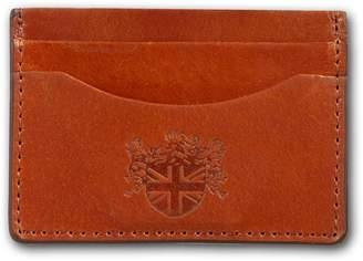 Tu British Bag Company Tan Leather Card Holder