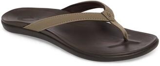 OluKai Ho Opio Flip Flop