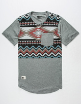 LIRA Arrowhead Mens Pocket Tall Tee