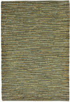 "Liora Manné Sahara Indoor/Outdoor Plains Green 7'6""x 9'6"" Area Rug"