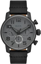 relic watches for men shopstyle relic relic mens black strap watch zr15887