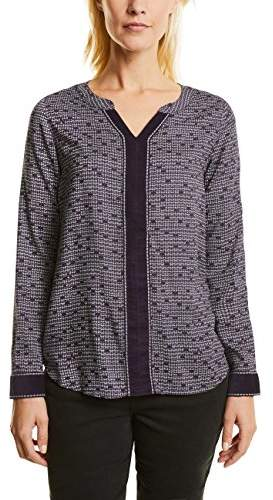 pretty nice so cheap 100% top quality Cecil Purple Long Sleeve Tops For Women - ShopStyle UK