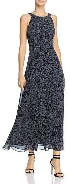 Adrianna Papell Darling Dot Midi Dress