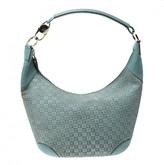 Gucci Hobo Blue Leather Handbags
