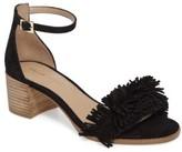 Pelle Moda Women's April Fringe Sandal