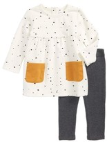 Nordstrom Infant Girl's Print Dress & Leggings