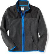 Old Navy Go-Warm Color-Block Full-Zip Jacket for Boys