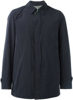Herno single-breasted coat - men - Cotton/Polyamide/Polyester/Viscose - 50