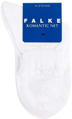 Falke Romantic Net Frill Socks