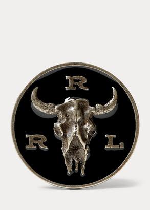 Ralph Lauren RRL Enamel Pin