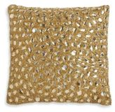Aviva Stanoff Jewel Goldtone Pillow
