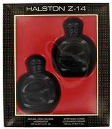 Halston Z-14 by Gift Set - 4.2 oz Cologne Spray + 4.2 oz After Shave + In Display Box by
